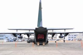 航空自衛隊 小牧基地オープンベース C-130H&レッドサラマンダー