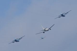 航空自衛隊 小牧基地オープンベース KC-767 & C-130H & U-125A