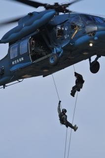 航空自衛隊 小牧基地オープンベース UH-60J