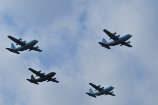 航空自衛隊 小牧基地オープンベース C-130H