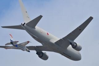 航空自衛隊 小牧基地オープンベース KC-767 & F-2A