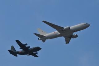 航空自衛隊 小牧基地オープンベース KC-767 & C-130H
