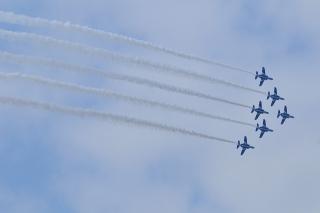 航空自衛隊 小牧基地オープンベース ブルーインパルス
