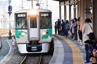 愛知環状鉄道 岡崎駅