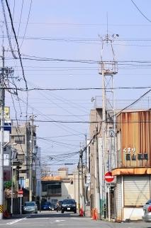 松本町 火の見櫓