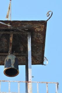 あま市七宝町沖之島中屋敷の火の見櫓