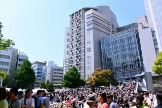 栄ミナミ音楽祭'15 矢場公園