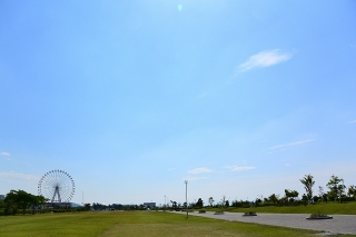 ラグーナビーチ(大塚海浜緑地)