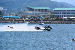 2015 日本グランプリパワーボートレース in 蒲郡