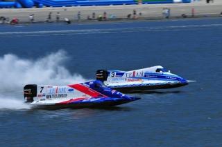 2015 日本グランプリパワーボートレース in 蒲郡 F3000