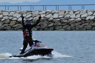 2015 日本グランプリパワーボートレース in 蒲郡 アクアバイク SPARK CUP