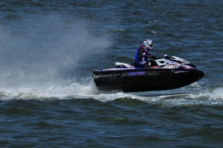 2015 日本グランプリパワーボートレース in 蒲郡 アクアバイク 2ヒート