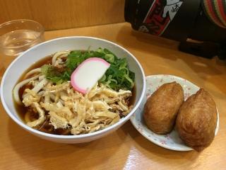 壺屋 うどん&稲荷寿司