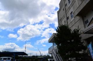 水道週間 男川浄水場