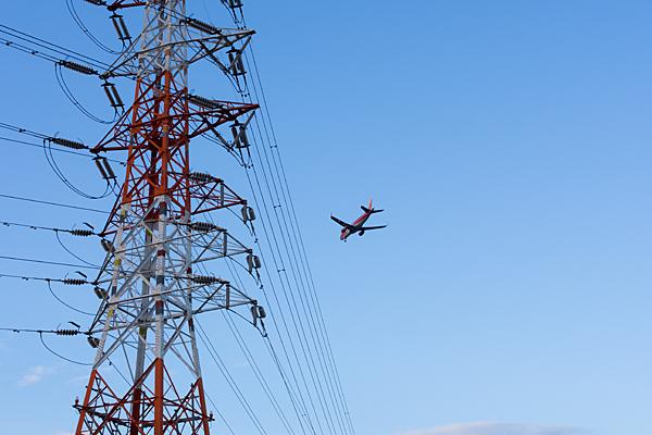 飛行機風景-3