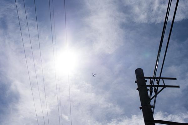 飛行機風景-7