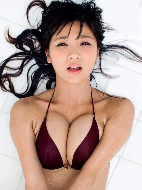 葉月あや(23)のHカップ爆乳と美尻でお腹いっぱいなエロ画像×48