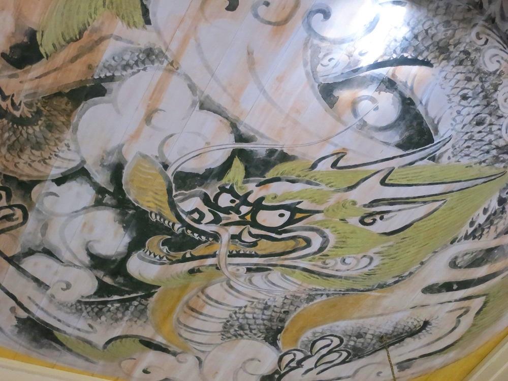円覚寺の龍