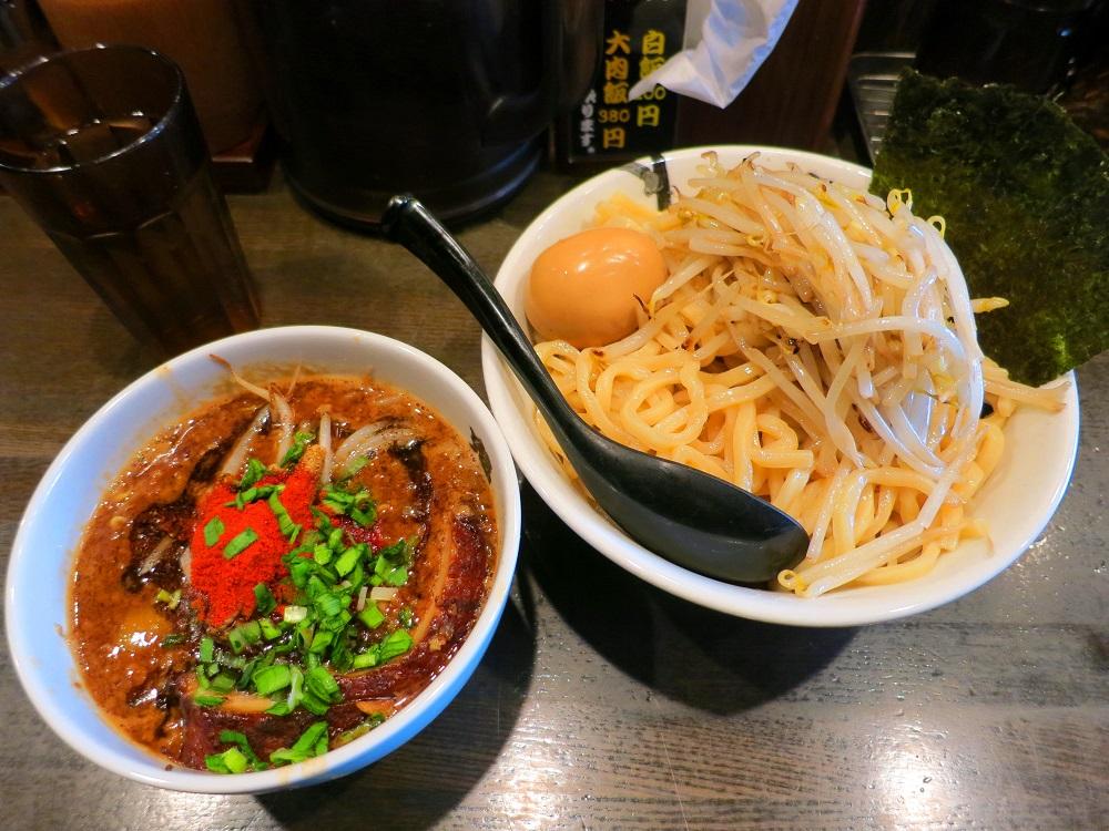 カラシビつけ麺1