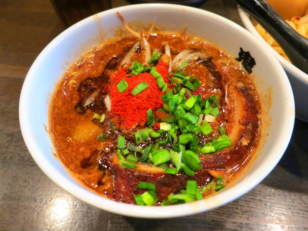 カラシビつけ麺2