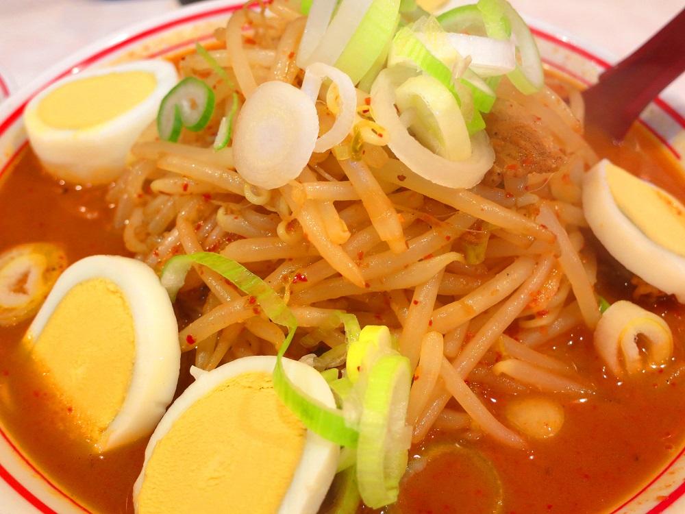 味噌卵麺2