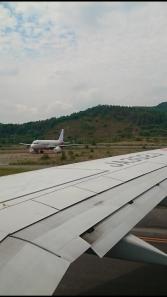 広島で事故ったアシアナ機
