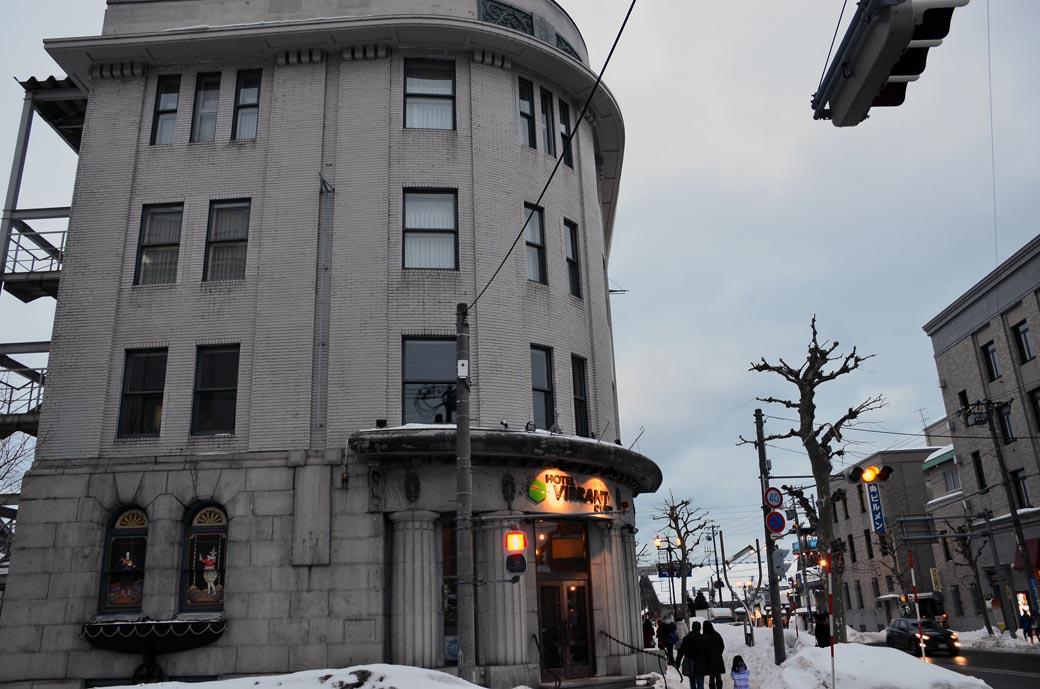 小樽雪景色D70_5290