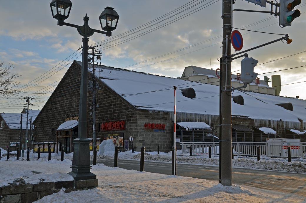 小樽雪景色D70_5404