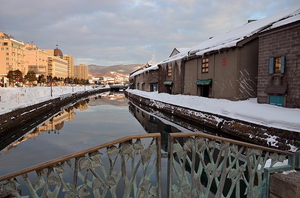 小樽雪景色D70_5407
