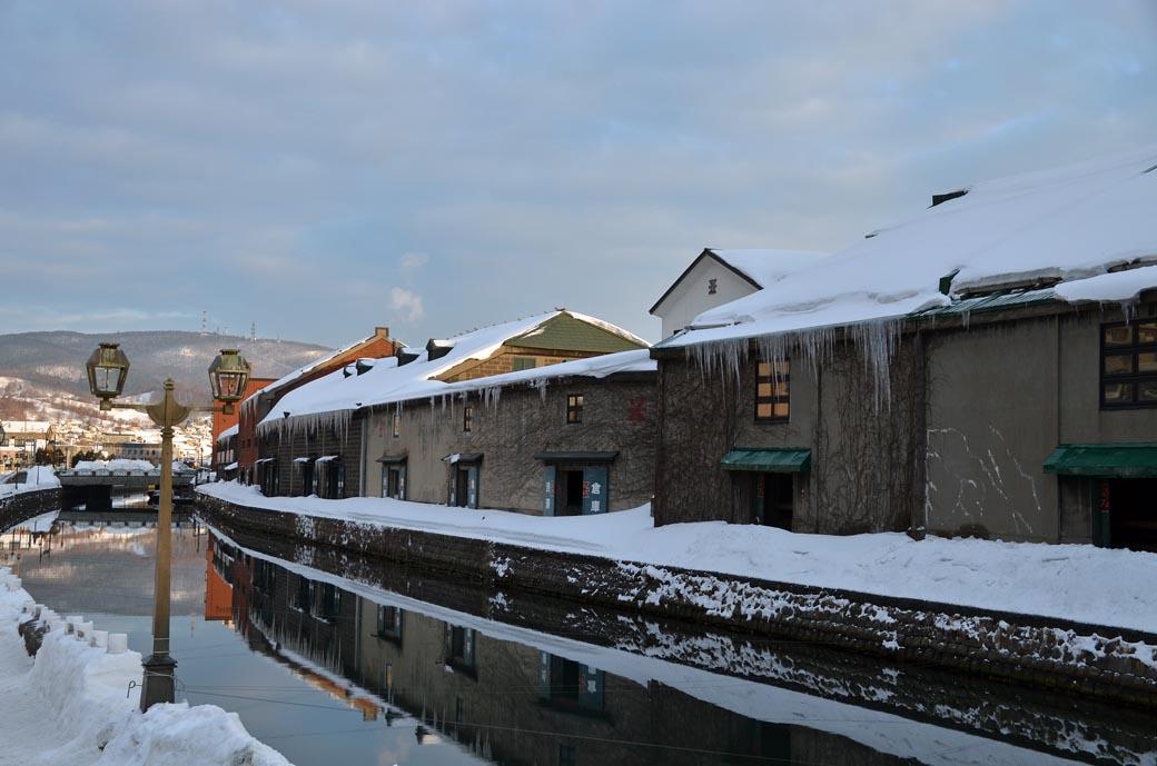 小樽雪景色D70_5410
