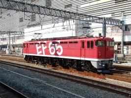 EF65-1118号機