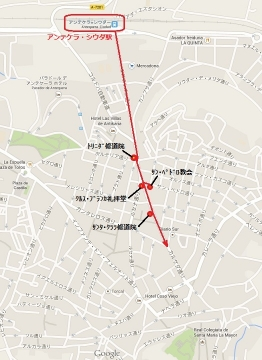 Mapa de Antequera 01