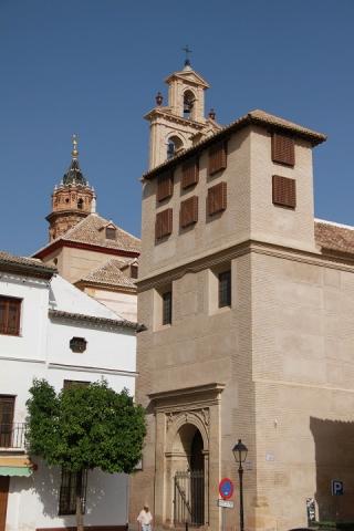 20140718-289 Convento de la Encarnacion Antequera