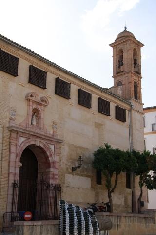 20140718-290 Convento de Santa Catalina de siena Antequera