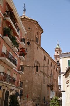 20140718-737 Antequera Convento Madre de Dios de Monteagudo