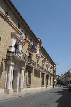 20140718-758 Antequera Convento de los Remedios Ayuntamiento ixy