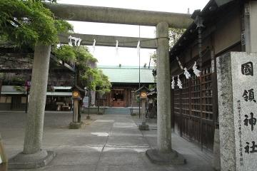 030 国領神社