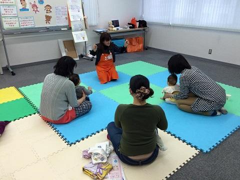 スタジオピーチ ベビーサイン体験会