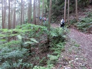 20150614_05旗尾岳へ