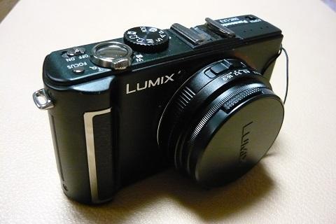 コンデジDMC-LX3