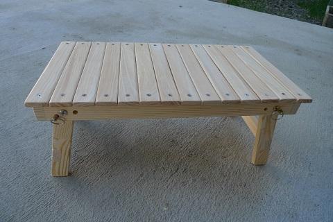 木製テーブル02