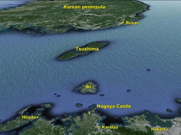 Tsushima Strait