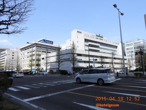 イムス明理会仙台総合病院(仙台逓信病院)1
