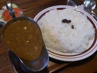 キャラウェイ チーズカレー