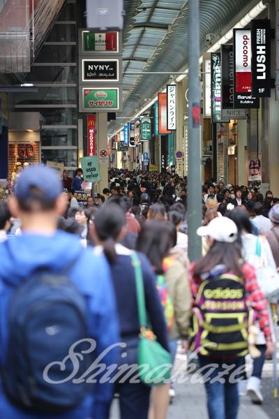 大阪観光、日本旅行 しまかぜ案内人