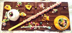 チョコ本番2