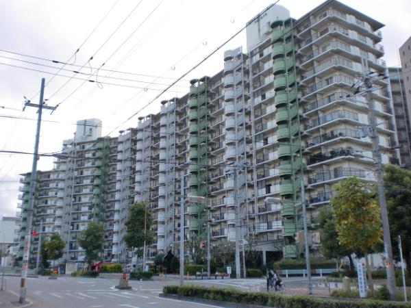 大阪城公園スカイハイツ1
