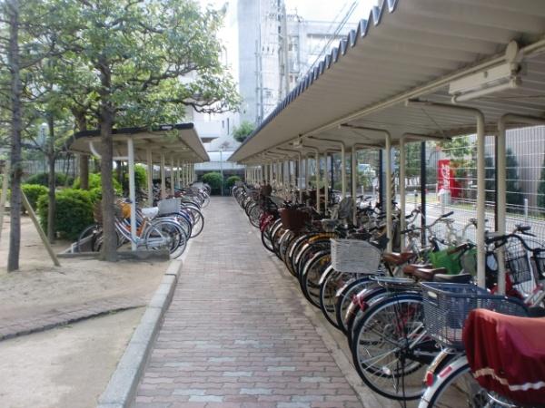 大阪城公園スカイハイツ2