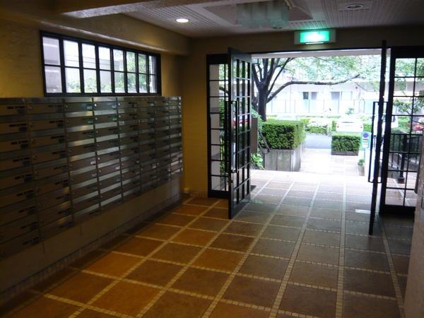 ネオコーポ大阪城公園3号館1
