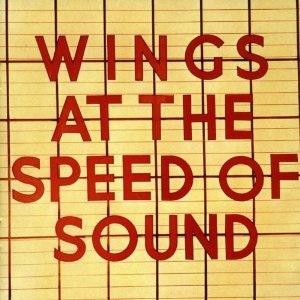 ウイングス 『スピード・オブ・サウンド』